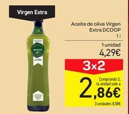 Oferta de Aceite de oliva virgen extra DCOOP por 4.29€