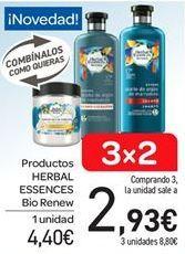 Oferta de Productos para el cabello Herbal Essences por 4.4€