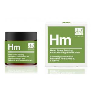 Oferta de Dr Botanicals Crema hidratante, relajante y antioxidante de noche Cáñamo por 14.9€