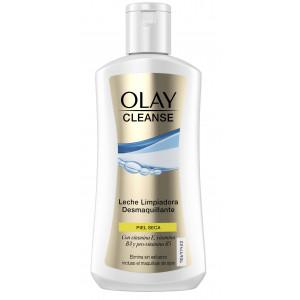 Oferta de Olay Leche Limpiadora Desmaquillante Piel Seca por 4.99€