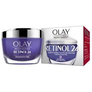 Oferta de Olay Retinol 24 Crema hidratante de noche por 31.95€