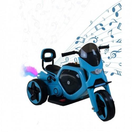 Oferta de Moto electrica con musica y luz para niños de 1 a 4 años por 119€