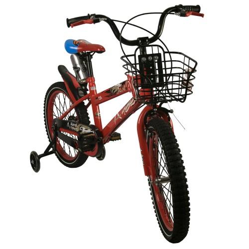 Oferta de Bicicleta de niño de 14-16-18 pulgadas con cesta por 99€