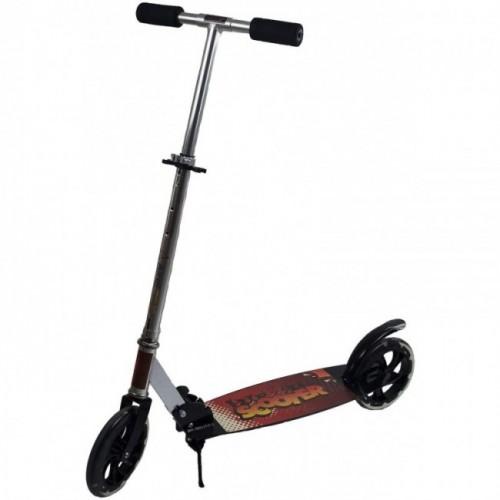 Oferta de Patinete de dos ruedas plegable a partir de 14 años por 59€