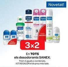 Oferta de Desodorante Sanex por