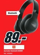 Oferta de Auriculares diadema JBL por 89€