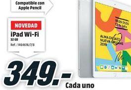 Oferta de IPad Apple por 349€