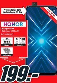 Oferta de Smartphones Honor por 199€