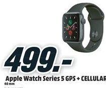 Oferta de Apple Watch por 499€