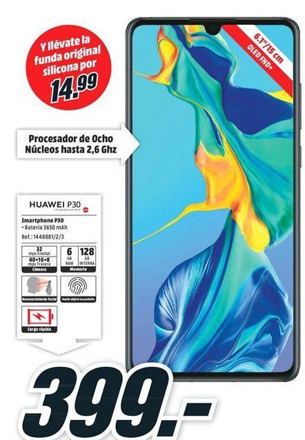 Oferta de Smartphones Huawei por 399€