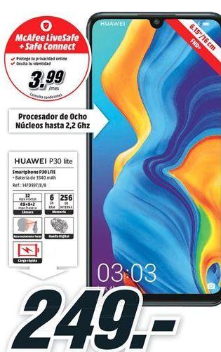 Oferta de Smartphones Huawei por 249€