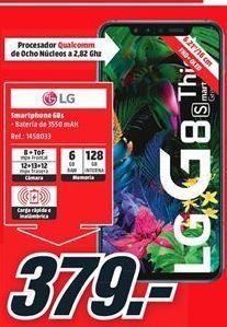 Oferta de Smartphones LG por 379€