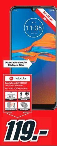 Oferta de Smartphones Motorola por 119€
