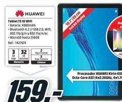 Oferta de Tablet Huawei por 159€