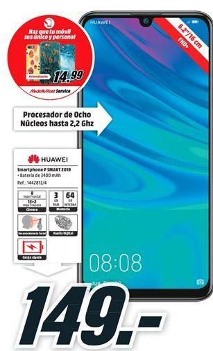 Oferta de Smartphones Huawei por 149€