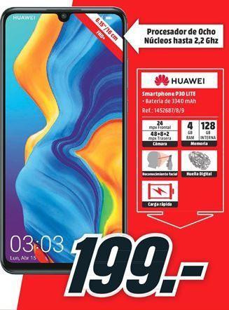 Oferta de Smartphones Huawei por 199€
