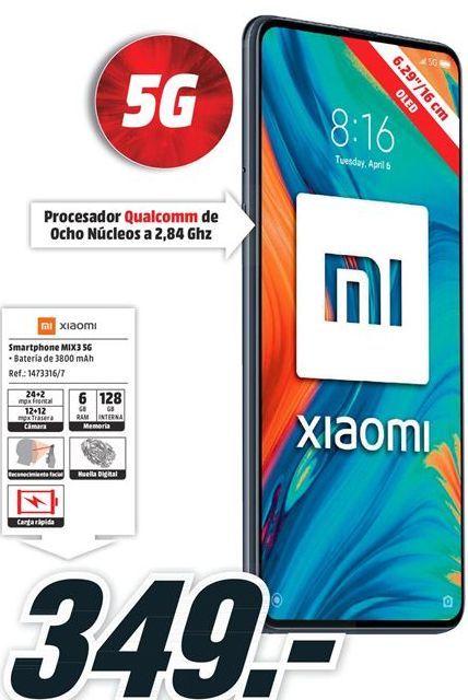 Oferta de Smartphones Xiaomi por 349€