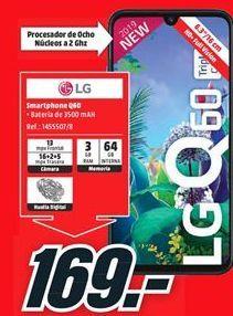 Oferta de Smartphones LG por 169€