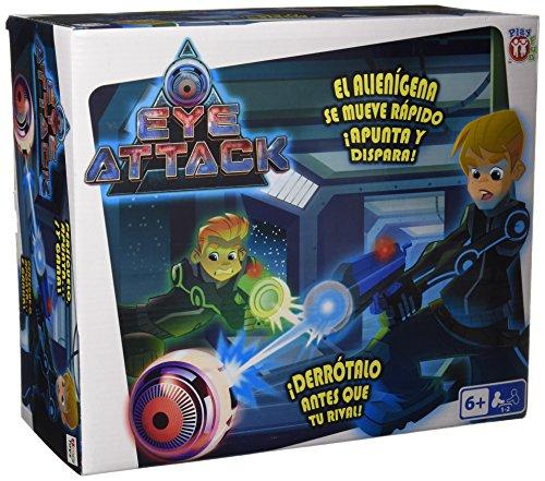 Oferta de IMC Toys 96042  - Eye Attack Innovación por 9.3€