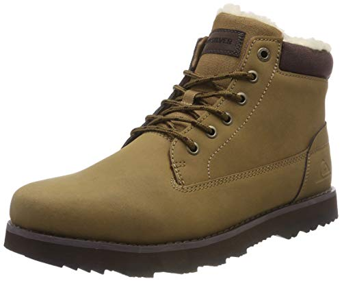 Oferta de Quiksilver Mission V-Shoes For Men, Botas de Nieve para Hombre, Beige (Tan-Solid Tkd0), 41 EU por 35.17€