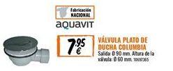 Oferta de Válvulas por 7.95€