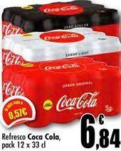 Oferta de Refresco de cola por 6.84€