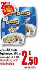 Oferta de Gulas La Gula del Norte por 2.5€