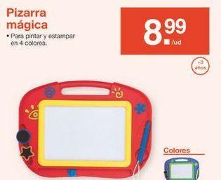 Oferta de Pizarra mágica por 8.99€