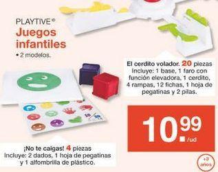 Oferta de Juegos Playtive por 10.99€
