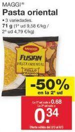 Oferta de Pasta oriental Maggi por 0.51€