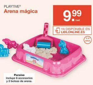 Oferta de Arena Playtive por 9.99€