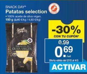 Oferta de Patatas Snack Day por 0.69€