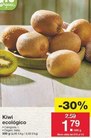 Oferta de Kiwis por 1.81€