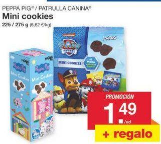 Oferta de Galletas Peppa pig por 1.49€