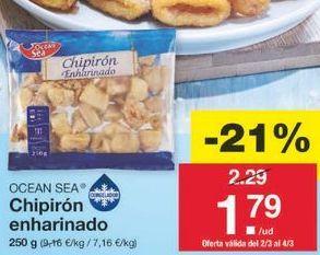 Oferta de Chipirones por 1.81€