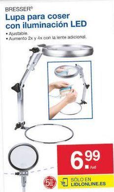 Oferta de Lupa Bresser por 6.99€