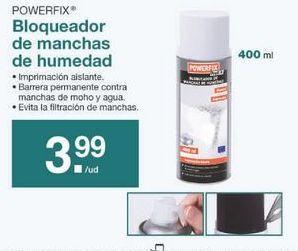 Oferta de Blanqueador de juntas Powerfix por 3.99€