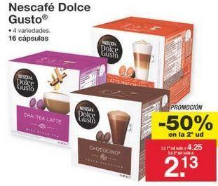 Oferta de Cápsulas de café por 3.19€