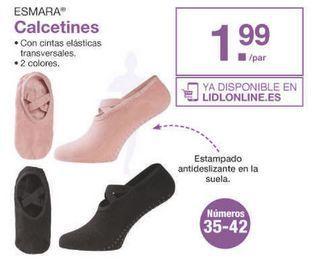 Oferta de Calcetines esmara por 1.99€