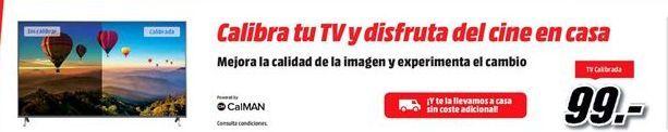 Oferta de Tv led por 99€
