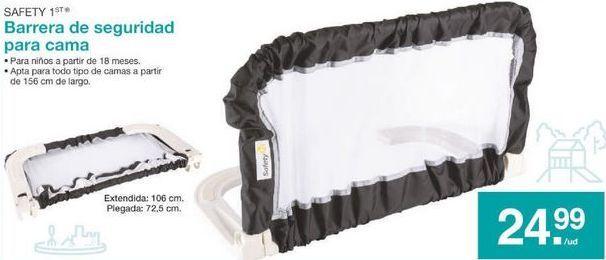 Oferta de Barrera de cama por 24.99€