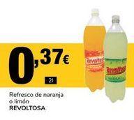 Oferta de Refresco de naranja Revoltosa por 0.37€