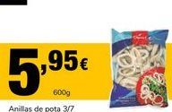 Oferta de Anillas de pota por 5.95€