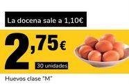 Oferta de Huevos por 2.75€