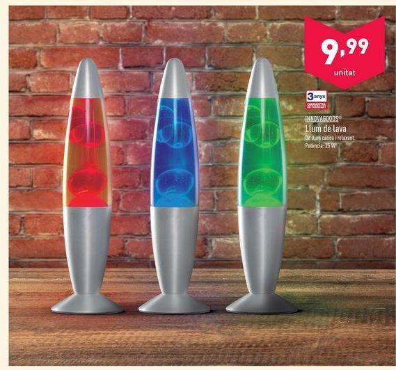 Oferta de Lámparas Innovagoods por 9.99€