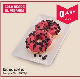 Oferta de Donuts aldi por 0.49€