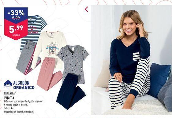 Oferta de Pijama queentex por 8.99€