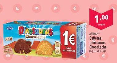 Oferta de Galletas Artiach por 1€
