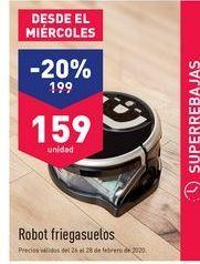 Oferta de Robot aspirador por 199€