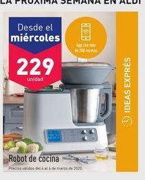 Oferta de Robot de cocina por 229€